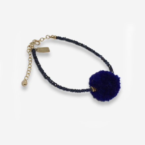 morrocan ink bracelet by sacred confetti