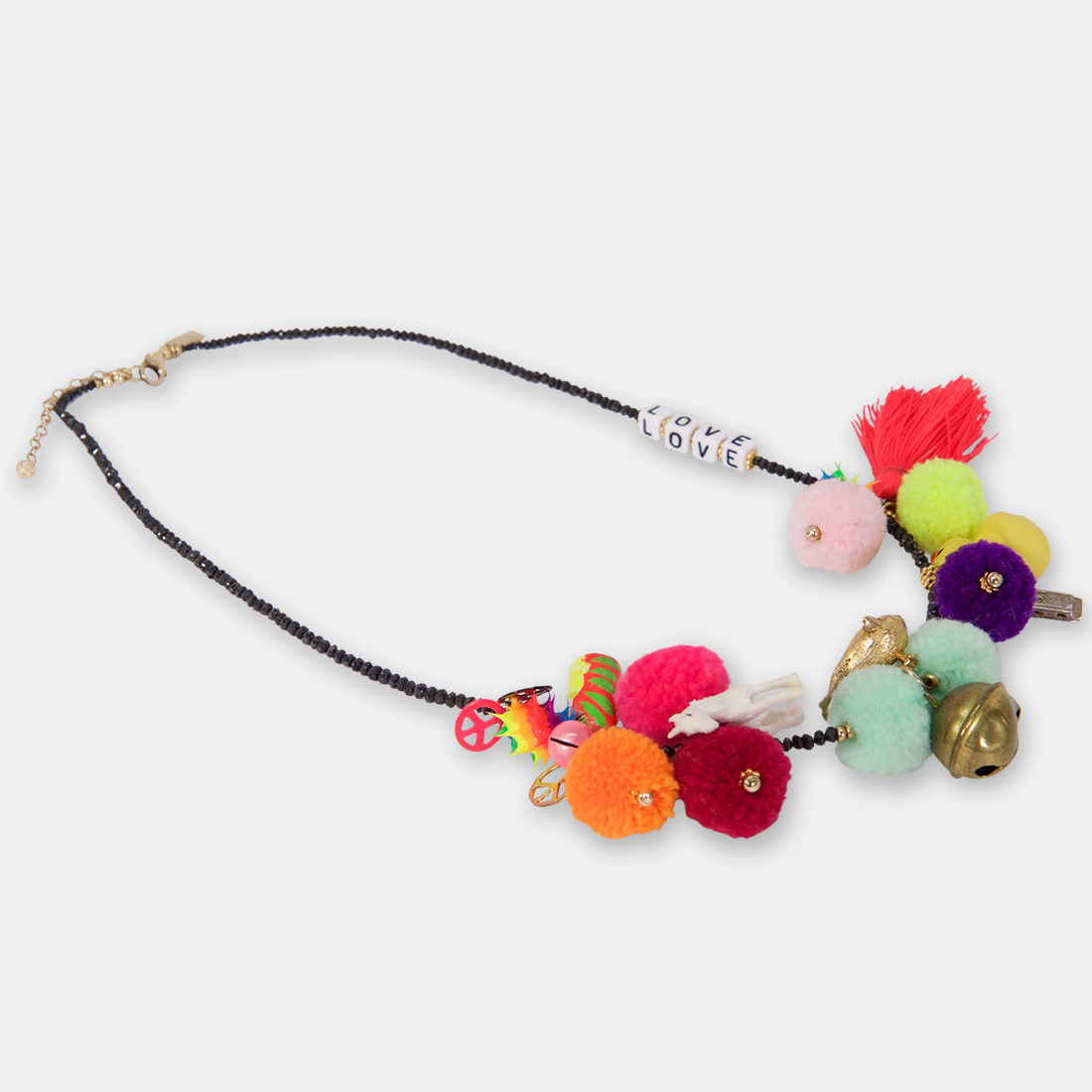 Love Necklace by Sacred Confetti
