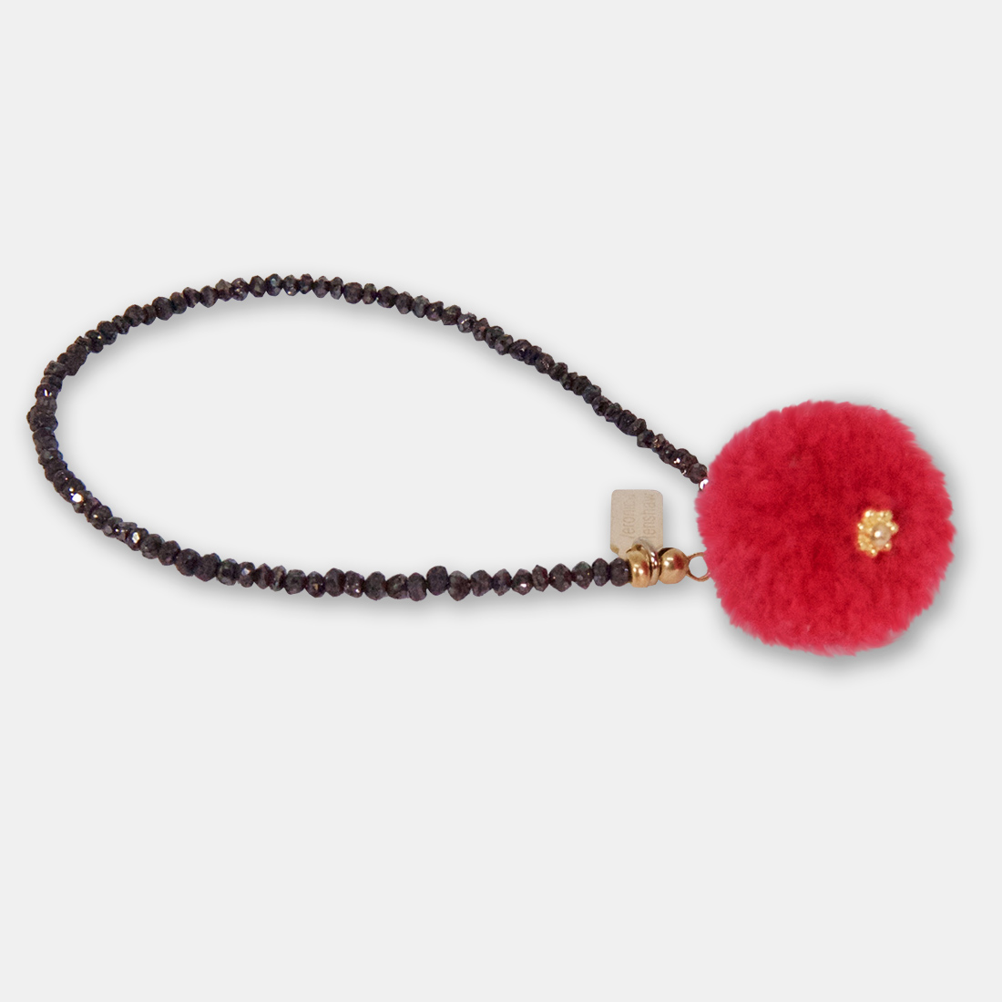 Revenge Hickey Side Pom Pom by Sacred Confetti